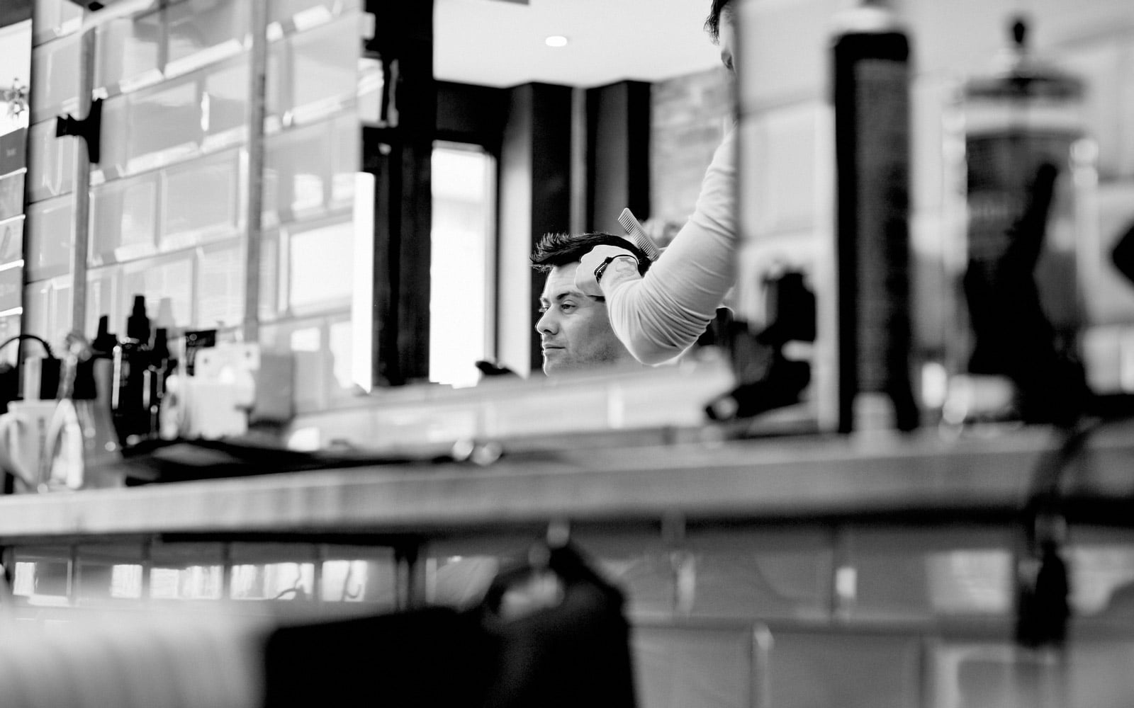 Faceiro Chris Underwood Photography Quarter Barber