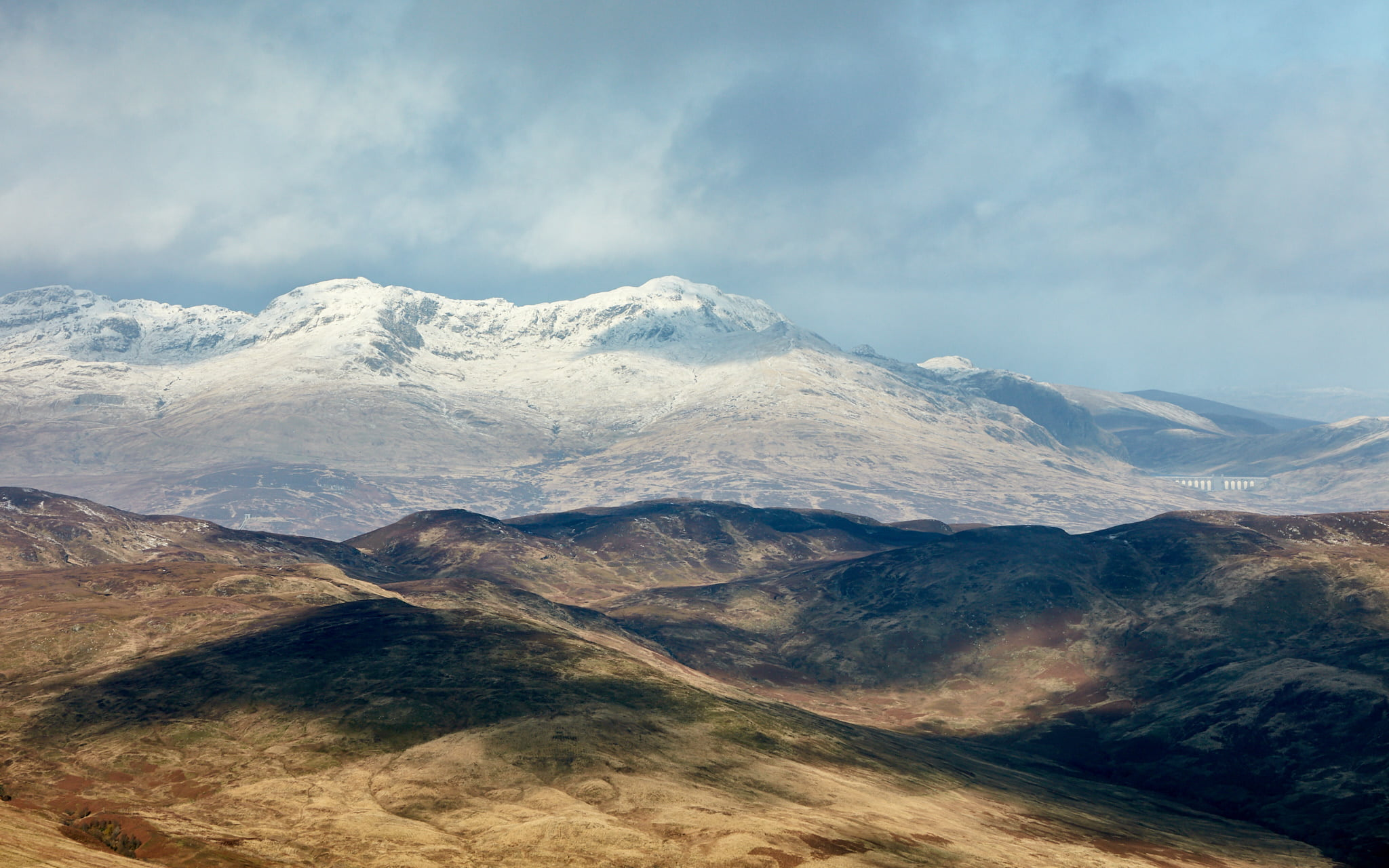 Stunning image of Ben Lawers, Scotland - by Faceiro Photography // Chris Underwood Photography